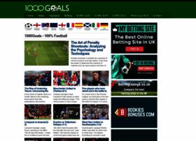 1000goals.com
