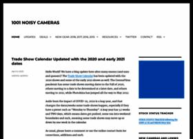 1001noisycameras.com