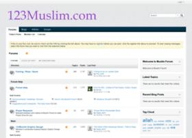 123muslim.com