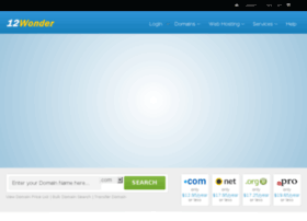 12wonderwebservices.com