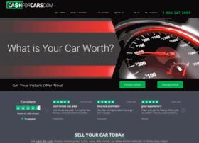 1800cashforcars.com