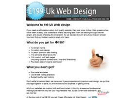 199ukwebdesign.com