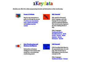 1keydata.com