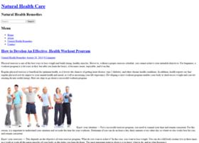 1naturalhealthcare.com