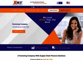 1stcommercialcredit.com
