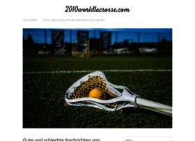 2010worldlacrosse.com