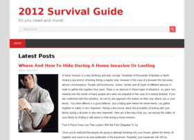 2012-survival-guide.com