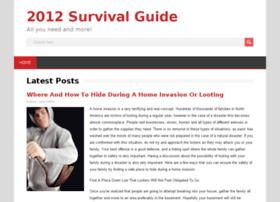 2012-survival-guide.com