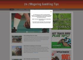 24-7wagering.com