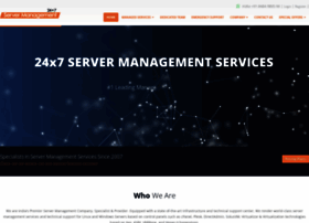24x7servermanagement.com