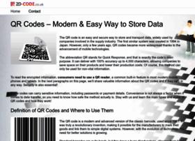 2d-code.co.uk