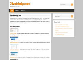 2dwebdesign.com