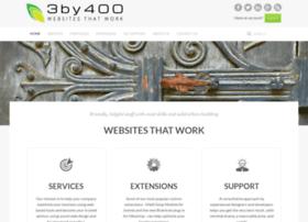 3by400.com