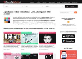 44.agendaculturel.fr