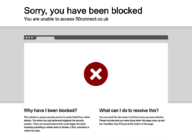 50connect.co.uk