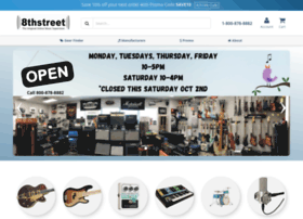 8thstreet.com