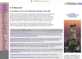 911research.wtc7.net