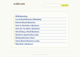 a-b2b.com