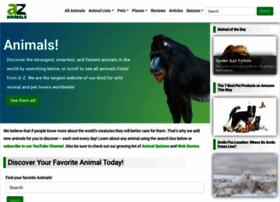 a-z-animals.com