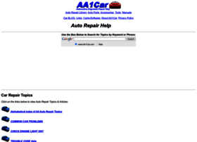 aa1car.com