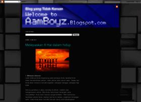 aamboyz.blogspot.com