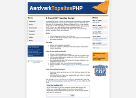 aardvarktopsitesphp.com