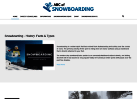 abc-of-snowboarding.com