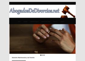 abogadosdedivorcios.net