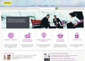 academic.mintel.com