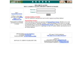 access.sjcny.edu