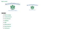 accessgenealogy.com