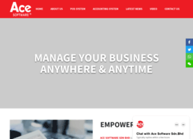 acesoftware.com.my