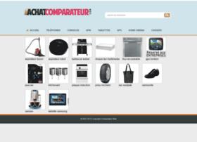achat-comparateur.com