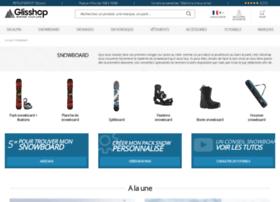 achat-snowboard.glisshop.com