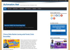 achmatim.net