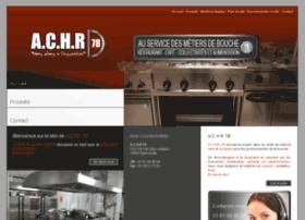 Achr78-materielrestauration.com