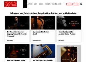 acousticguitar.com