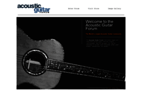 acousticguitarforum.com