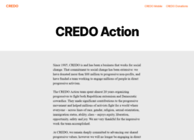act.credoaction.com