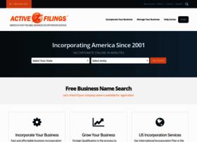activefilings.com