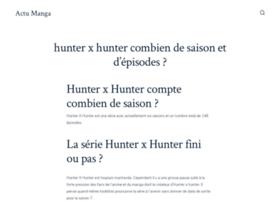 actu-manga.fr