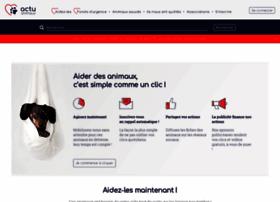 actuanimaux.com