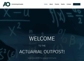 actuarialoutpost.com
