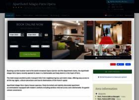 adagio-aparthotel-opera.h-rez.com