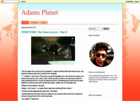 adamsplanet.blogspot.com