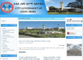 Addisababacity.gov.et