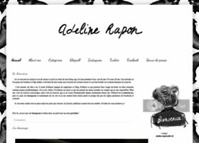adelinerapon.blogspot.com