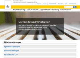 adm.slu.se