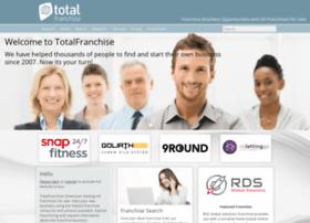 Admin.totalfranchise.co.uk