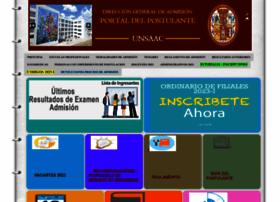admision.unsaac.edu.pe